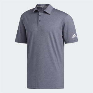 Adidas Men's Ultimate365 Heathered Polo