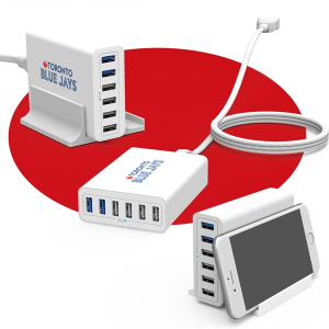PowerHub : 6-Port USB Charger