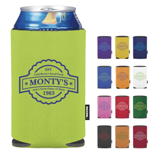 Collapsible KOOZIE® Can Kooler